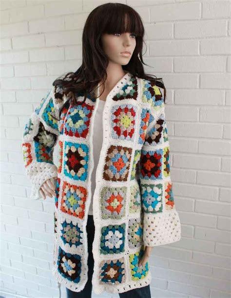 pattern crochet jacket maggie s crochet 183 granny square coat crochet pattern