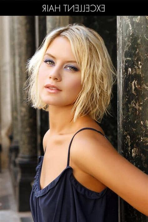 20 perfect hair styles for thin hair 20 ideas of low maintenance short hairstyles