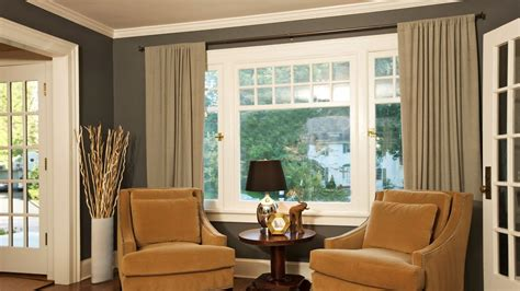 curtains for large picture window window treatment do s don ts interior design youtube