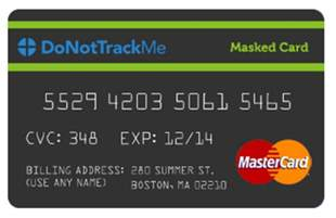 why you should use a masked credit card to shop