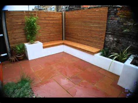 city backyard ideas modern garden ideas for small city garden kensington west london youtube