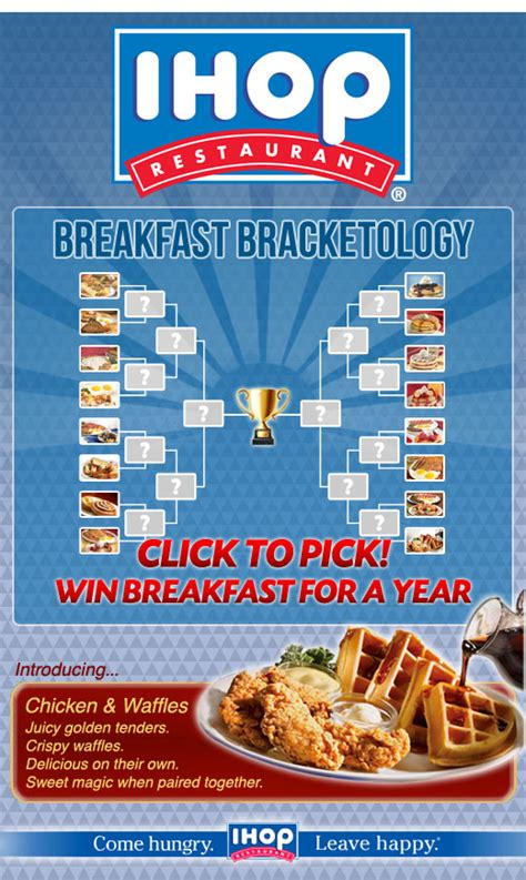 Facebook Instant Win Games - ihop instant win game win breakfast for a year