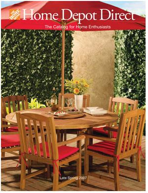 home depot products catalog images