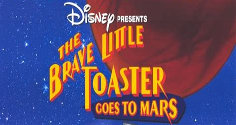 The Toaster Goes To Mars alex jowski reviews the brave toaster goes to mars