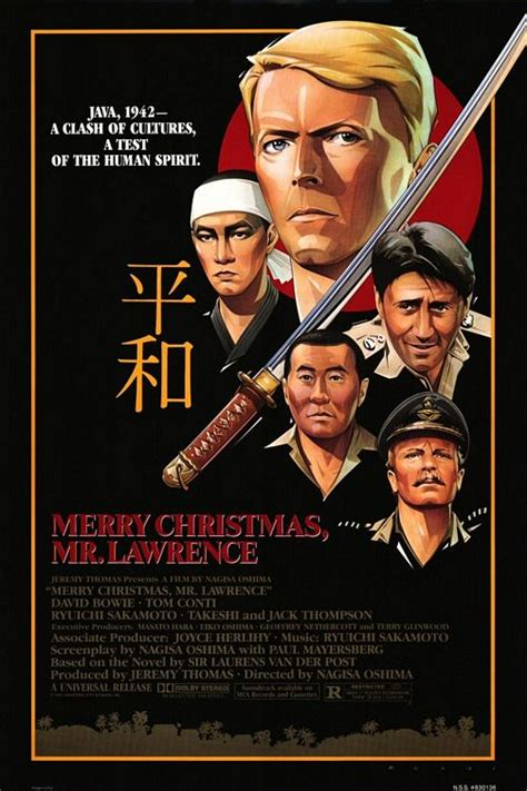 merry christmas  lawrence  poster    imp awards