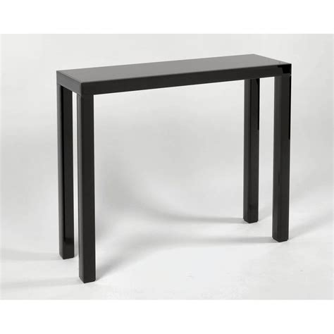 black sofa table with black sofa table odyssey coaches black console table