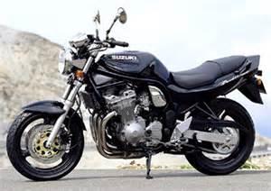 96 Suzuki Bandit 600 Suzuki Gsf 600 N Bandit Motorr 228 Der Bikerszene