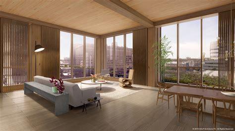 chelsea appartments skyskrabere af tr 230 er fremtidens b 230 redygtige arkitektur