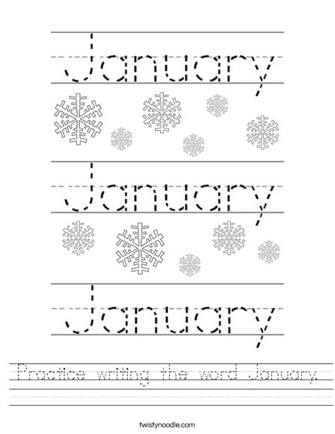january coloring pages for kindergarten simple flower template kids coloring january coloring