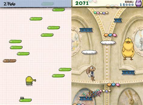 doodle jump hop a113animation doodle jump hop review an egg celent way