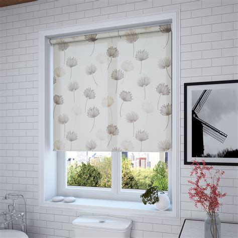colourful roller blind bathroom how to choose blinds for your kitchen make my blinds