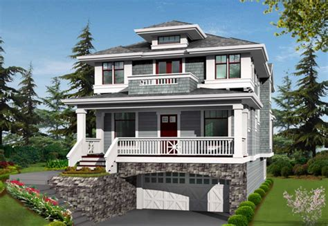 House Plans With Balcony by Two Story House Plans With Balconies And Underground
