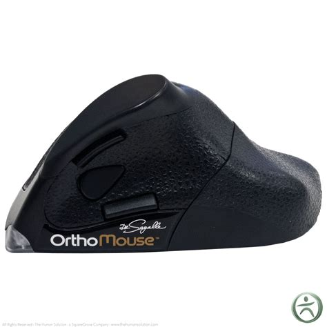 Ergonomic Mouse orthomouse wireless ergonomic mouse at the human solution