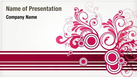 girly girl powerpoint templates powerpoint backgrounds