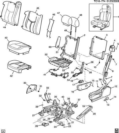 gmc parts diagram 2001 gmc transmission diagram 2001 free engine
