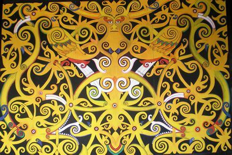 tattoo motif suku dayak image gallery motif dayak