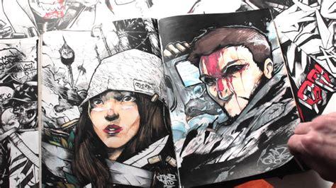 Sketchbook Q2 2014
