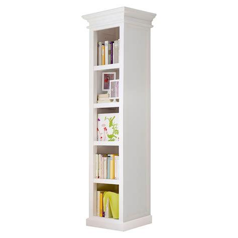 halifax bookshelf white dcg stores