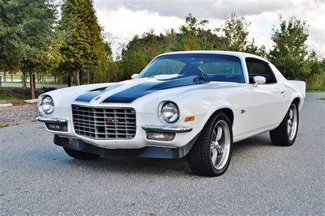 chevy camaro boone 1972 chevrolet camaro z28 tribute for sale lakeland florida