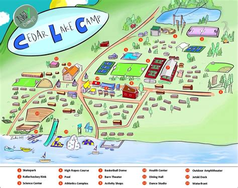 clc map cedar lake c cedar lake c