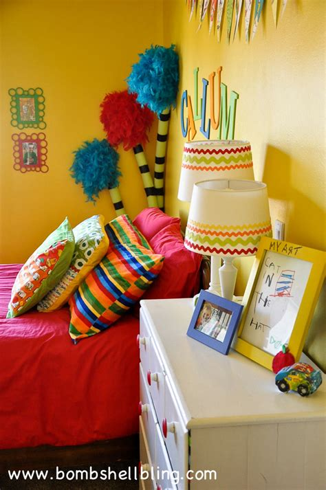 dr seuss themed bedroom 40 fun fabulous dr seuss ideas