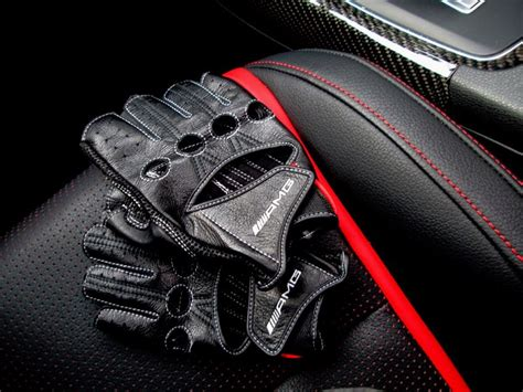 Mercedes Driving Gloves by Glc43amg Steering Wheel Mbworld Org Forums