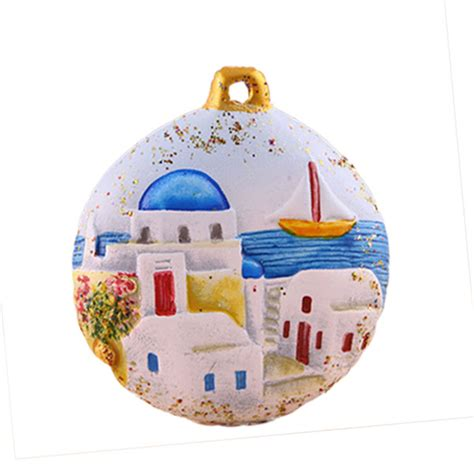 christmas decoration in greece ornament santorini neighborhood santorini net