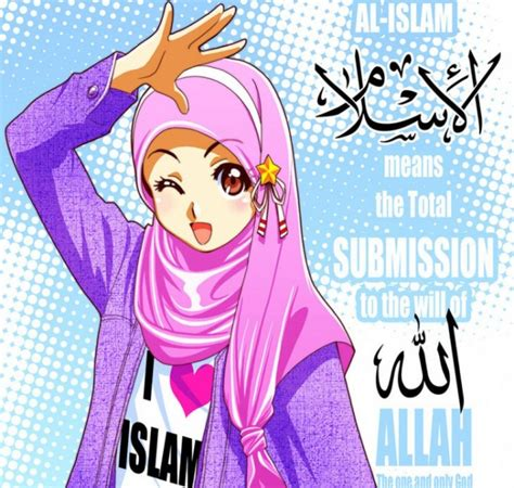 wallpaper kartun lucu muslim holidays oo