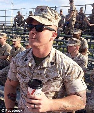 marine banned from re enlisting for tattoo commemorating