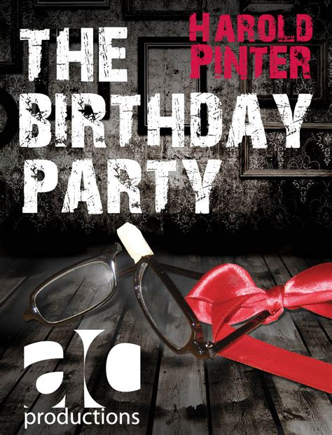 themes in birthday party by harold pinter rgs newcastle english l6 u6 page