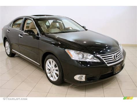 obsidian color lexus 2010 obsidian black lexus es 350 59117420 photo 12