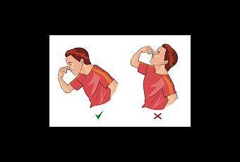 cortar hemorragia nasal hemorragia nasal truco de salud paperblog