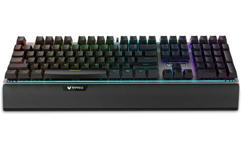 Keyboard Vpro rapoo announces the vpro v720s mechanical gaming keyboard techpowerup