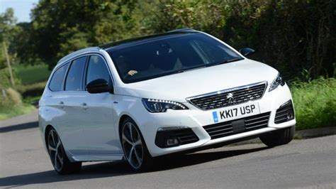 peugeot estate 308 peugeot 308 sw estate review carbuyer