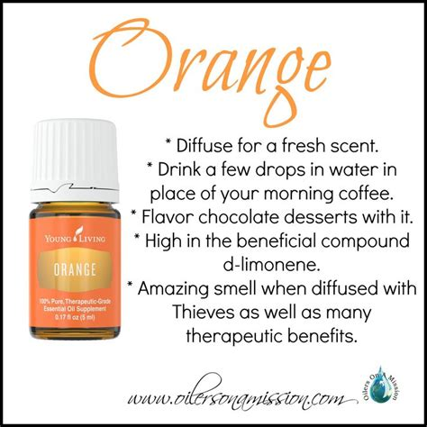 Living Essential Orange 1000 images about essential oils on