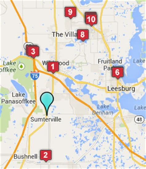 sumterville florida map hotels motels near sumterville fl see all discounts