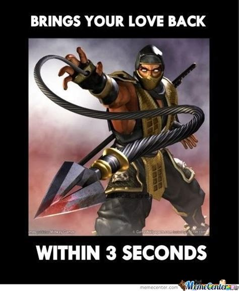 Scorpion Meme - scorpion by noluko meme center