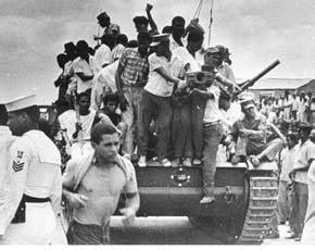 tomada de la repblica fuente dian click en la imagen para vida dominicana viva el coronel de abril este viernes se
