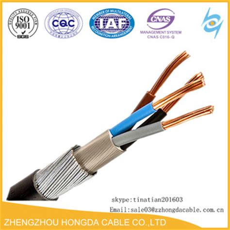 4 Armoured Cable Prices by 450v 16mm 4 Armoured Cable Swa Armoured Cable Price