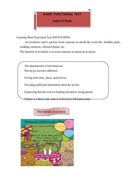 materi text biography bahasa inggris invitation materi bahasa inggris images invitation