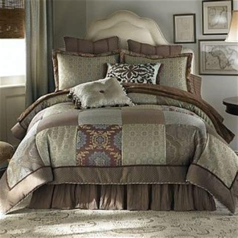 Chris Brown Bed Set Chris Madden Mystical King Comforter Set New Black Gold Blue 7pc Bedding Jcp