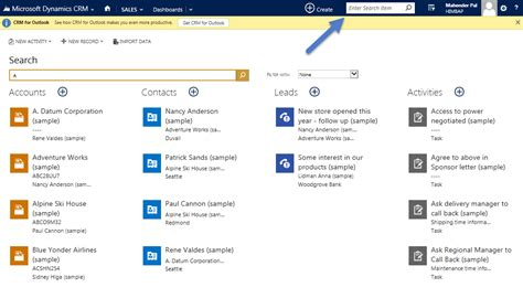 Global Search Global Search Is Finally Here In Ms Crm 2015 Microsoft Dynamics Crm Community