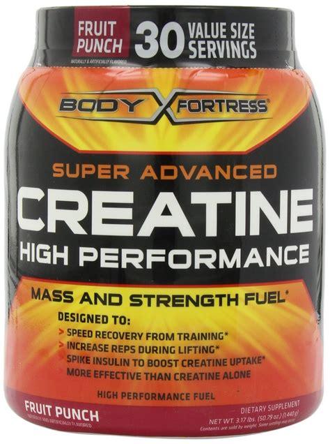 creatine in the fortress advanced creatine hp