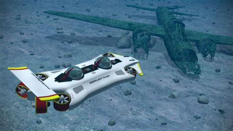 deepflight    hover capable submarine    called dragon shouts