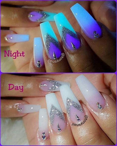 Shimmer And Shine Nail