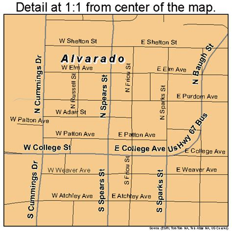 where is alvarado texas on the map alvarado texas map 4802260