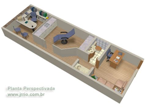 oficina first medical 3d floor plan doctor 180 s office