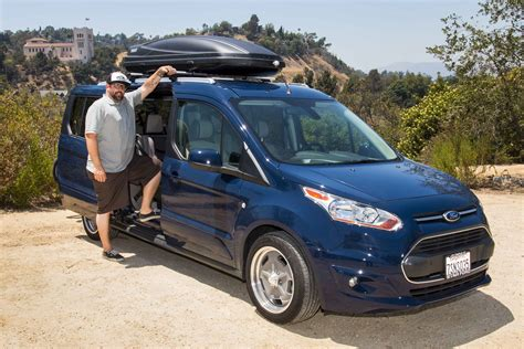 Laird Noller Ford by Ford Transit Connect Wagon Helps Balance Work And Play