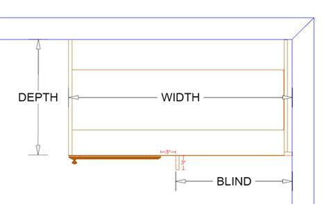 blind corner cabinet dimensions 1 door blind corner base cabinet hinged right