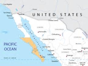 Map Of Baja California Mexico by Pics Photos Map Of Baja California Sur Baja California